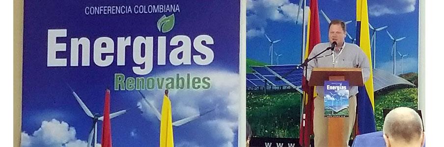 Conferencia Colombiana de Energías Renovables – ALAME