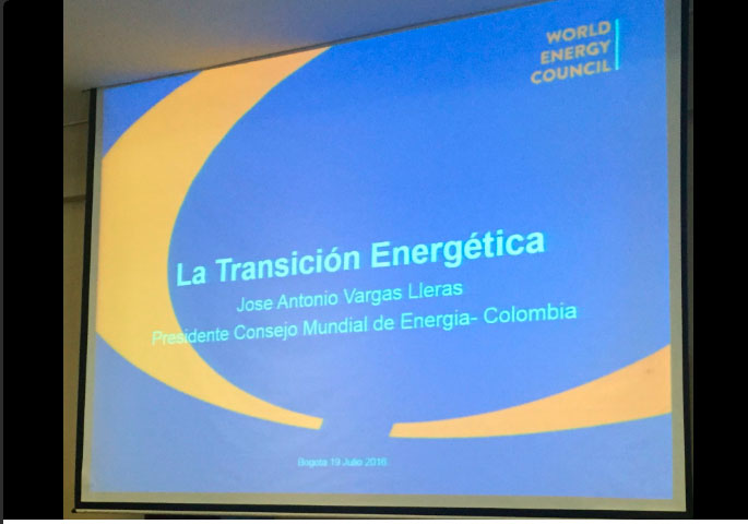 CCENERGÍA EN FORO «ACELERANDO LA TRANSICIÓN ENERGÉTICA»