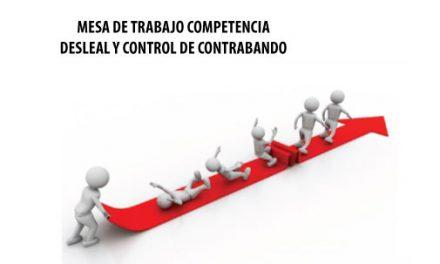 MESA DE TRABAJO DE COMPETENCIA DESLEAL