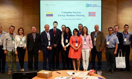 Colombia-Norway Energy Business Meeting en Medellín