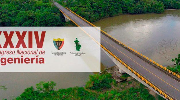 """XXXIV Congreso Nacional de Ingeniería """"Oportunidades de Desarrollo de la Región Pacífica"""""""