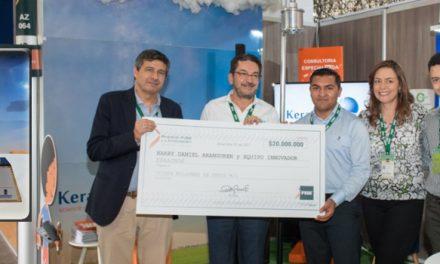 Premio FISE a la Innovación 2017 a nuestro afiliado Keraunos