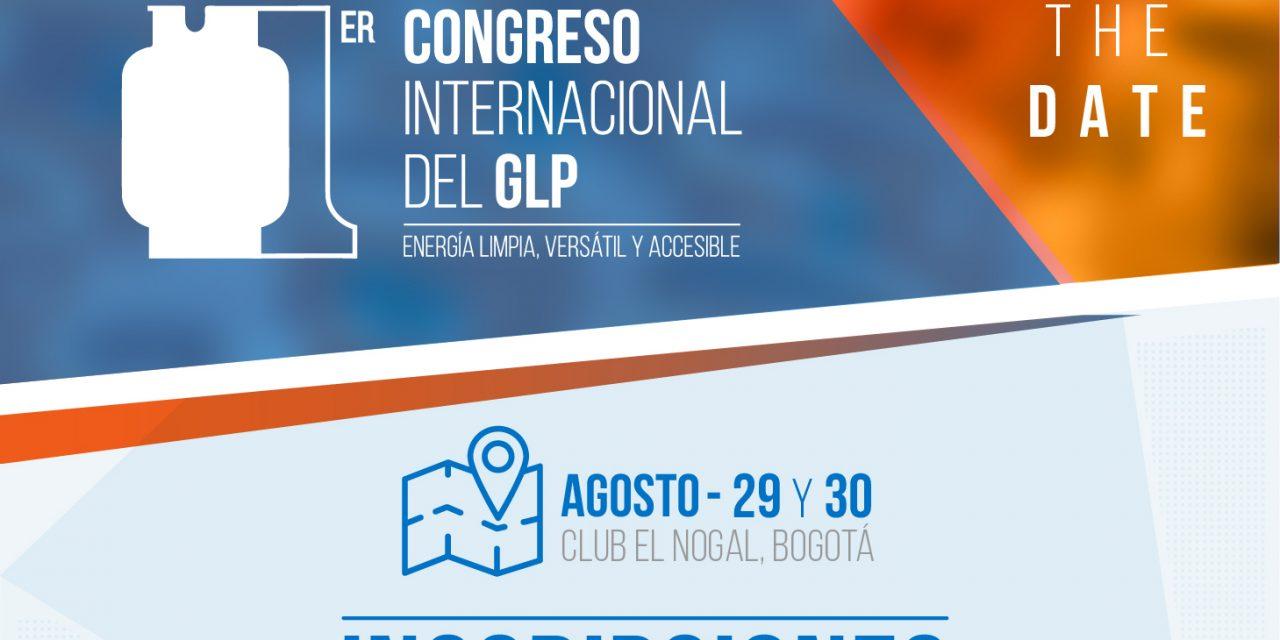 1er Congreso Internacional del GLP, Energía Limpia, Versátil y Accesible