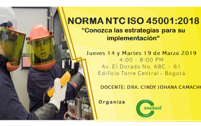 NORMA ISO 45.001 DE 2018