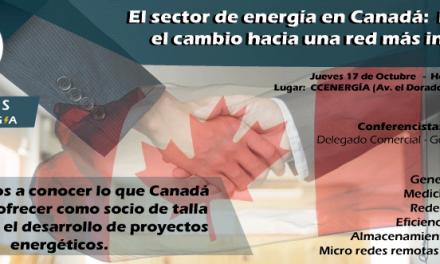El Sector de Energía en Canadá: Liderando el Cambio hacia una Red más Inteligente