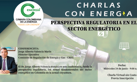 PERSPECTIVA REGULATORIA EN EL SECTOR ENERGÉTICO